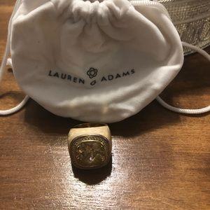 Lauren G Adams ring